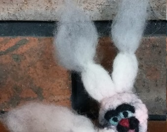 IJIT Critter Creature Needle Felted Wool