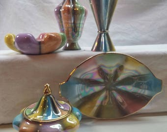 Vintage Italian porcelain collection