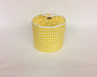 Toilet Roll Holder, Toilet Paper Storage, Yellow, Bathroom Decor, Toilet Paper Cover, Bathroom Storage, Toilet Paper Holder, Farmhouse,