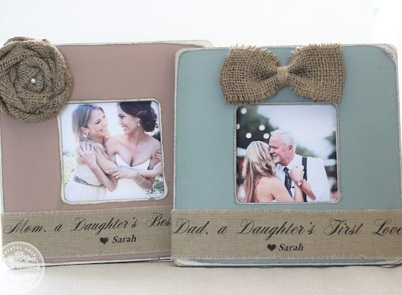 Gifts For Parents Wedding Thank You: Thank You Gifts For Parents Wedding Gift Personalized Picture