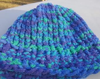 Knit Beanie Hat Adult