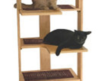 """86"""" PurrfecTrends Cat Tower"""