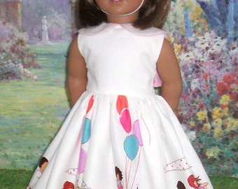 Children on Parade Party Dress for American Girl