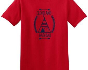 Cleveland Baseball Shirt