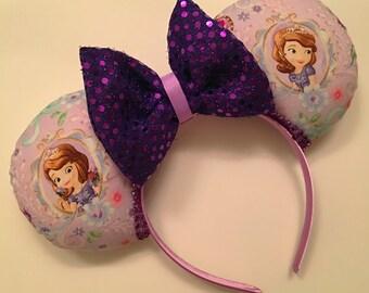 Sofia the First Mickey Ears