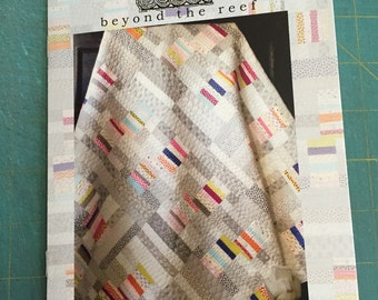 Mochi paper quilt pattern by beyond the Reef
