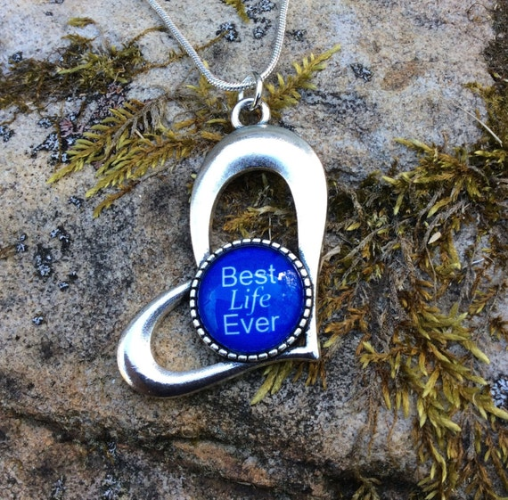 JW Heart Pendant with chain, Available in many options.  Blue Velvet Gift Bag Included! #9