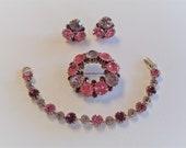 Vintage Pink and Lavender...