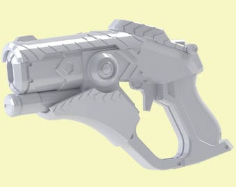 Winged Victory Mercy Blaster