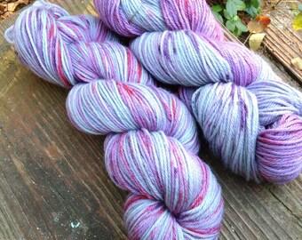 Gipfel - neue hand gefärbt Sport Gewicht Socke Garn superwash Merino Wolle Mischung 274 Werften 100 Gramm