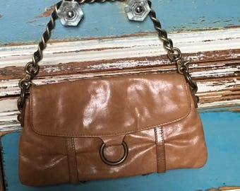 Vintage Hobo gorgeous wristlet / shoulder handbag