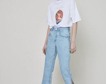 Cuff Tie Jean