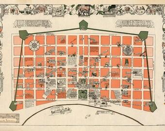 MINI New Orleans French Quarter