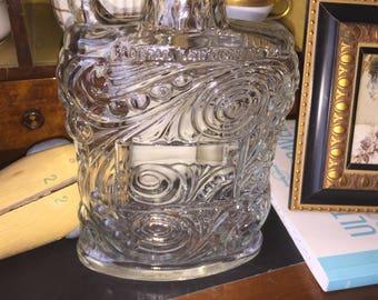 Large Antique Whiskey Bottle