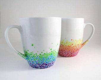 Color Pop Coffee Mug