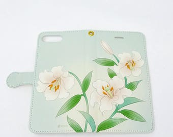 Cell Phone Case - Lily A