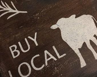 Buy Locally