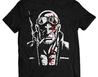 MadWorld Jack Cayman T-shirt