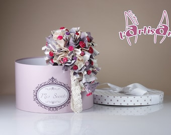 "Bridal bouquet ""Shabby Chic"""