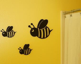 Bubble Bee Cutout
