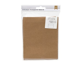quarter fold envelopes