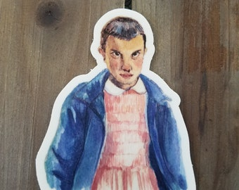 Stranger Things - Eleven Sticker