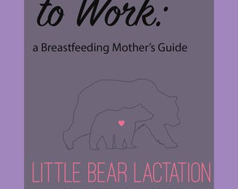 Ebook + FREE Door Sign - Back To Work: A Breastfeeding Mother's Guide