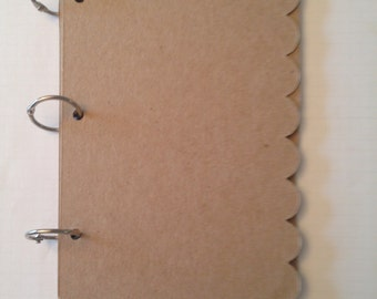 Mix and Match chipboard album