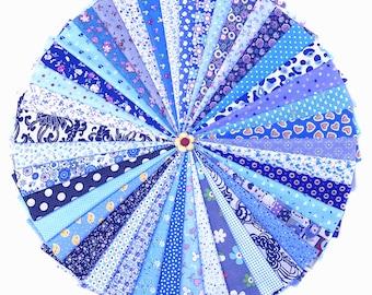 42PCS 20*30cm Assorted Pre-Cut Printing Cotton Cloth Material Mixed Squares Bundle Quilt Fabric Patchwork DIY Handmade Craft