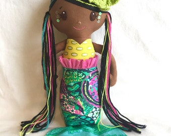 MerMae, Mer Mae, mermaid doll