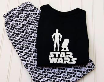 Child's Star Wars Flannel Pajama Pants