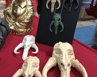 Star Wars - Mandolorian Mythosaur Skull