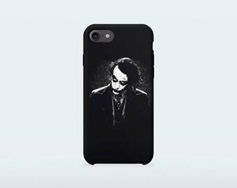 Joker Phone Case for iPhone X iPhone 8 Plus 7 Plus iPhone 6 6S Plus iPhone 5 5S SE Samsung Galaxy S7 Edge S8 Plus