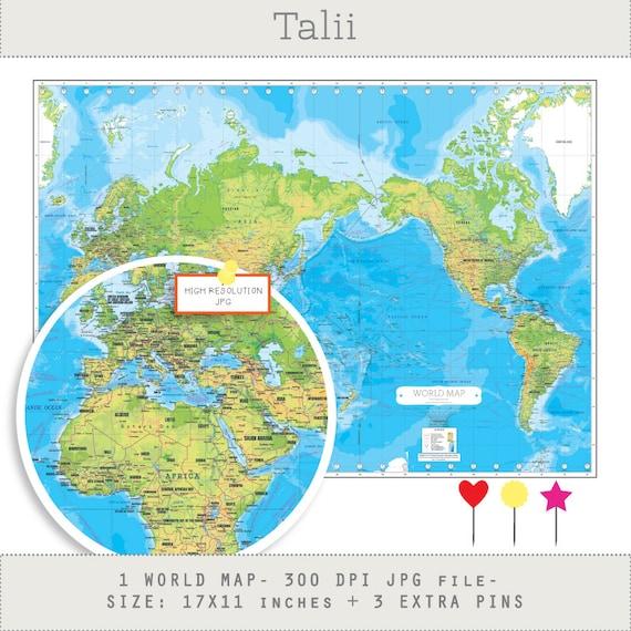 Mapa del mundo combo digital clipart mapa de viaje 1 mapa mapa del mundo combo digital clipart mapa de viaje 1 mapa editable mundial 98 graficos clipart banderas tachas pins alfileres seales gumiabroncs Gallery