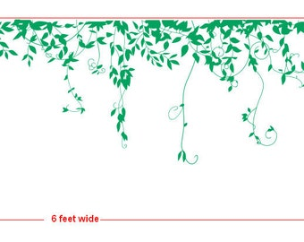 Customer listing for Marne--Vinyl Wall Decal,Sticker,Nature Design