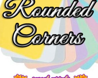 Add-on: Rounded Corners