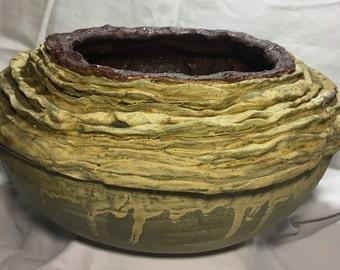 Clay Vase 477