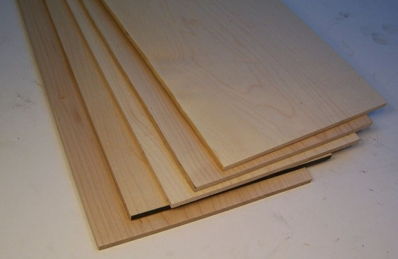 thin wood strips 6 x 24 cherry maple and. Black Bedroom Furniture Sets. Home Design Ideas