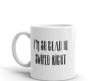 Tinder Love Mug