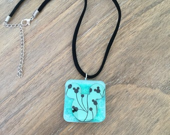 Childrens Mickey Mouse Necklace
