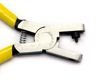 Drilling pliers, jewelry making, jewelry pliers, claw holes, jewelry tools, creative supplies