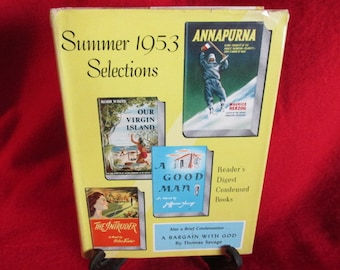 1953 Reader's Digest Summer Selections, Collectible Copy