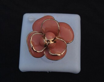 Powder Pink Rose ring
