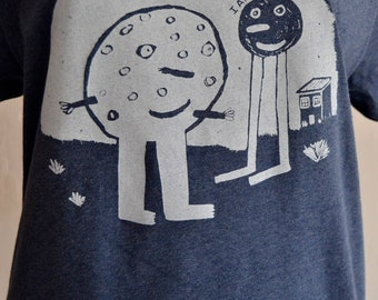 """I am Moon"" T-shirt"