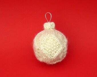 Bauble knitting pattern (pdf download)