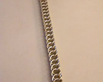 Hand-crafted Chainmaille Bracelet