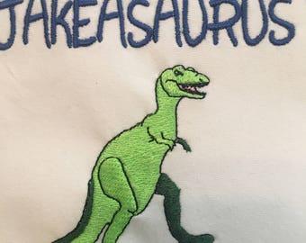 Childs Dinosaur TShirt, T Rex