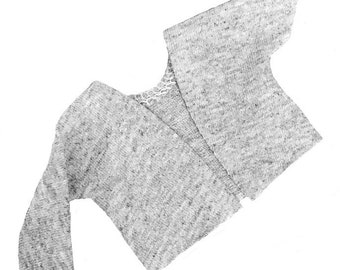 Fairyland LITTLEFEE simple cardigan:  fitting yosd sizes in choice of colors