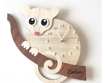 Custom Clock Made to Order