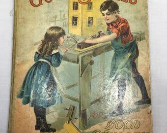 Good Stories For Good Children McLoughlin Bros Copyrite 1901